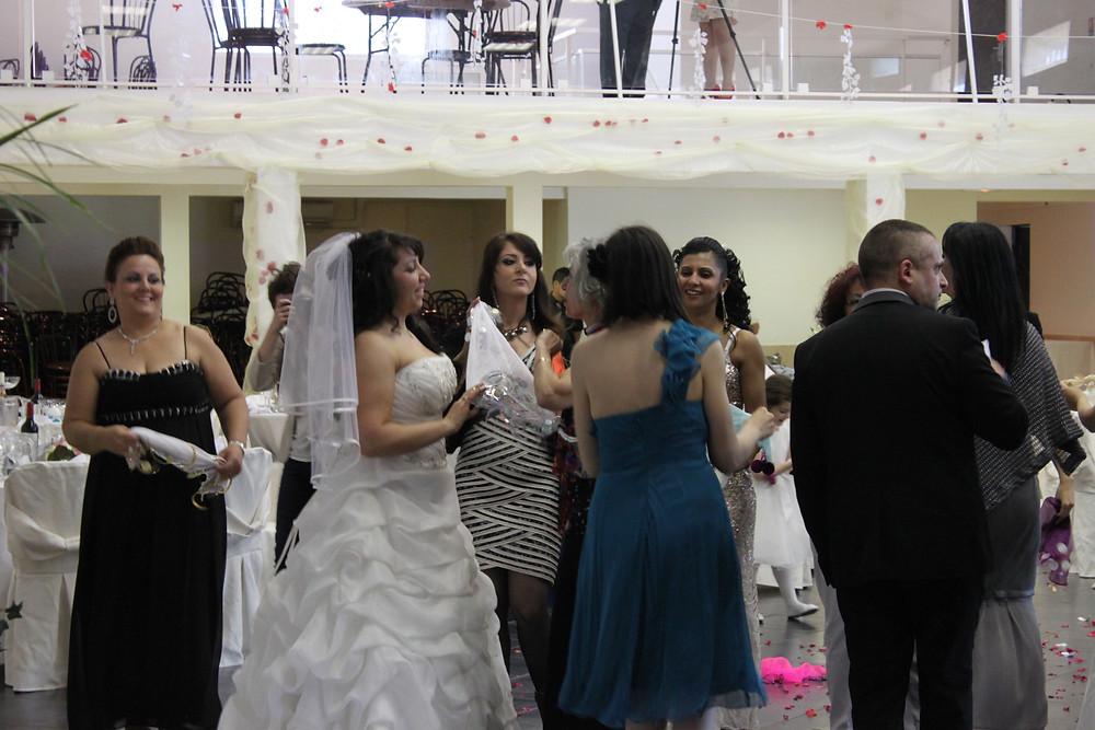 dj mariage oriental le rove