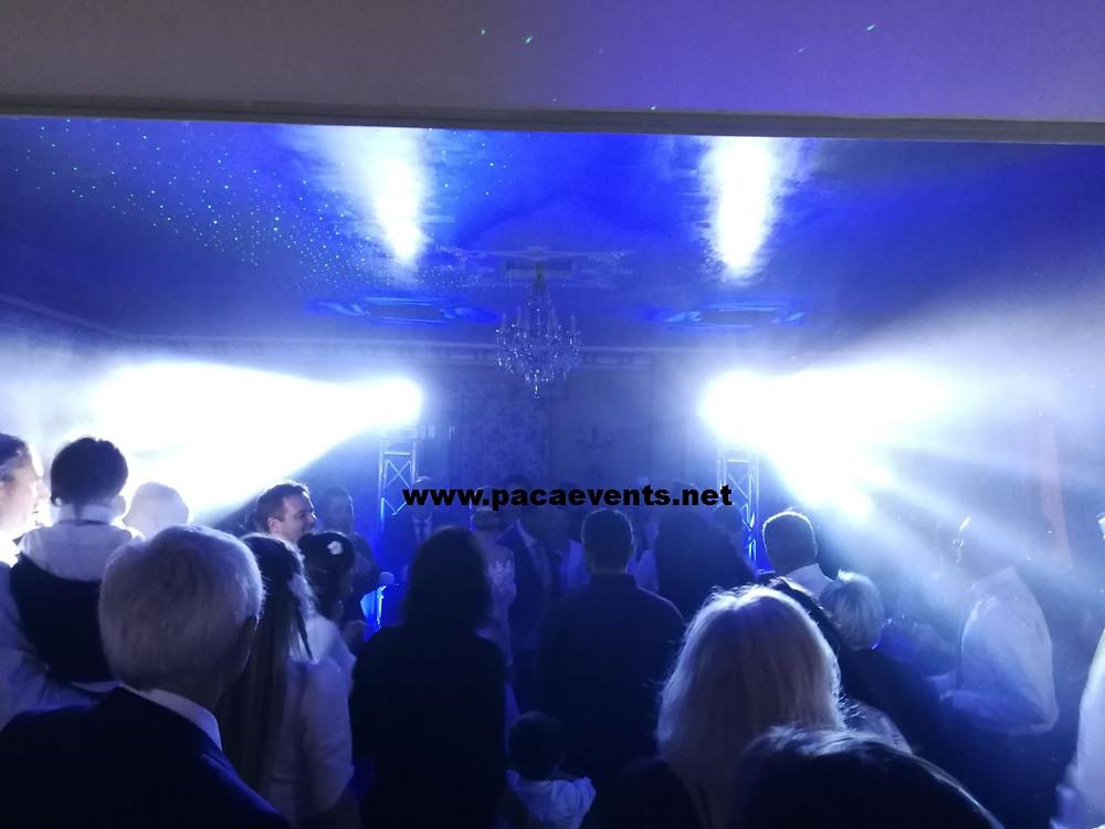Animation DJ soirée château de sauvan à Mane Alpes de haute provence