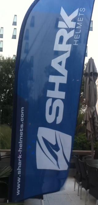 Départ à la retraite fondateur Société Shark