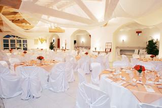 Choisir la salle de réception pour votre Mariage