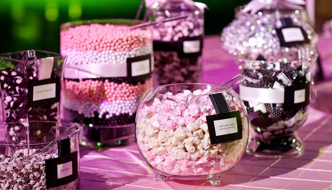 candy bar a bonbons mariage