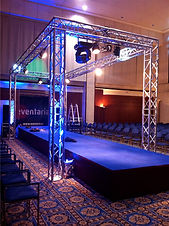 prestataire evenementiel structure praticables podium scene region PACA