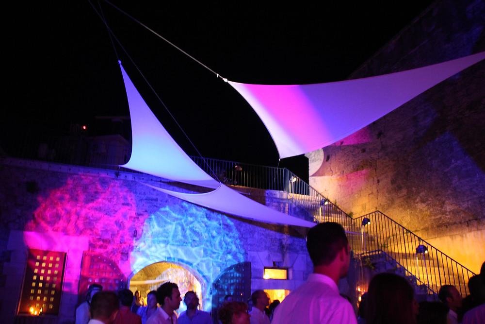 dj soirée mariage Sanary sur mer fort eguillette