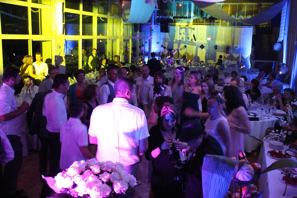 dj soirée mariage tanneron