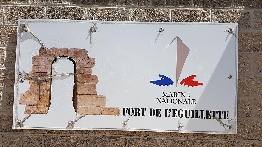 Fort de l'Eguillette à la Seyne-sur-mer