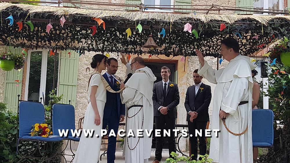 sonorisation cérémonie religieuse mariage émotions échanges alliances