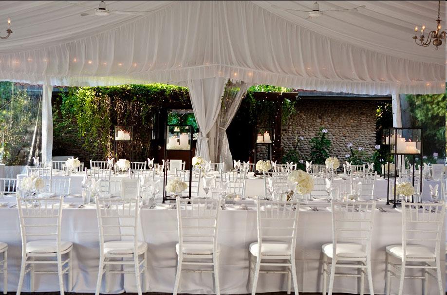 Decoration Salle Reception Et Tables Repas Pour Evenement