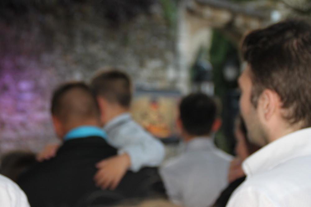 dj soirée mariage aurons