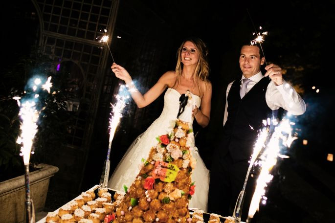 chansons arrivée gâteau mariage
