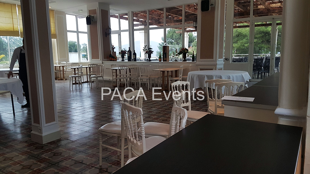 PACA Events prestataire événementiel pour réception mariage en région PACA