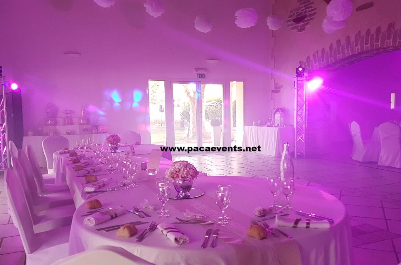 Animation DJ soirée mariage