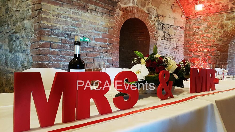 Dj animation soirée mariage by PACA Events dans le var