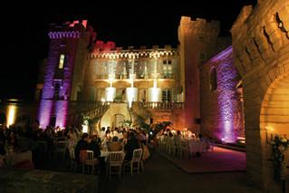 Mariage au Château la Barben