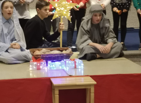 Our Spirit of Christmas Play 2020
