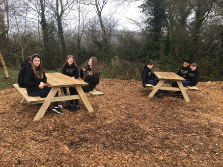 Our New Outdoor Classroom