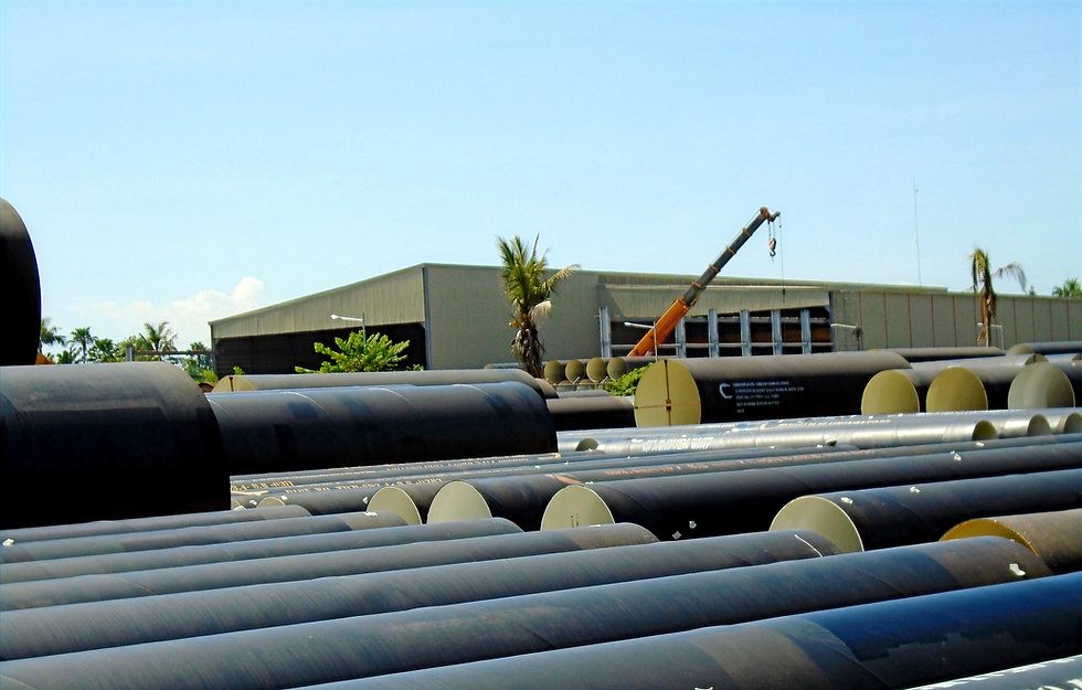 Chrono Pipe Group Corporation Manufacturer of Spiral Welded Steel Pipe