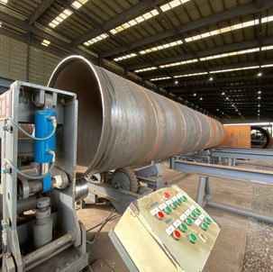 Pipe End Expanding