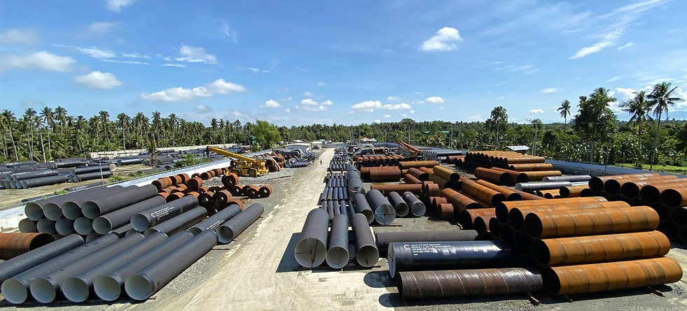 Spiral Pipe Supplier Davao