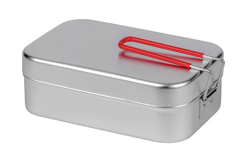 Mess tin RED HANDLE Large (500309)