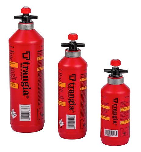 Trangia Fuel bottles red