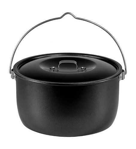 COOKING POT 4.5L BLACK