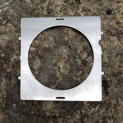 """5"""" Boil Plate (Stainless)"""
