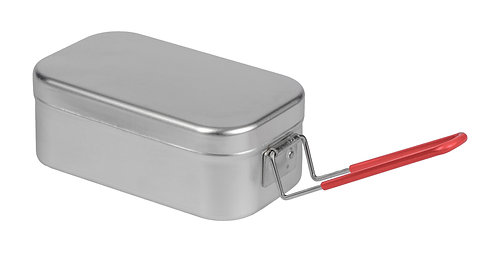 Mess tin RED HANDLE Small (500310)