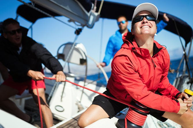 Learn to sail in one day (6 hours)