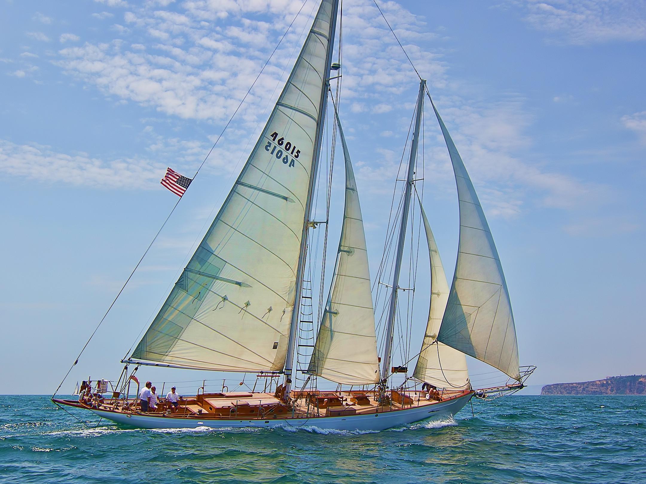 Large Group Sailing