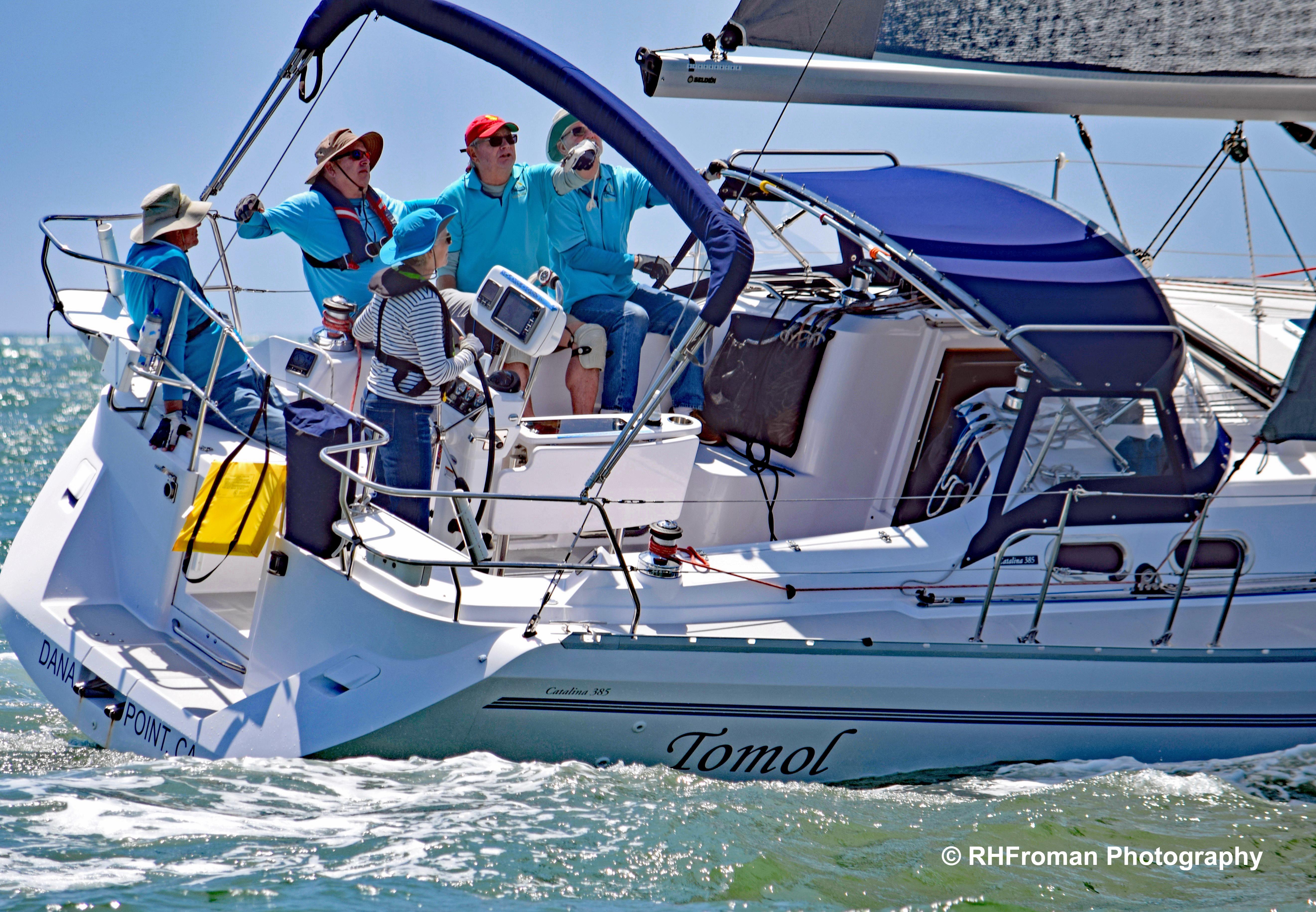 Basic Sailing Adventure (2 Hours)