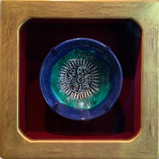 <売約済>ピカソの見た地中海 Sea urchin 96/150