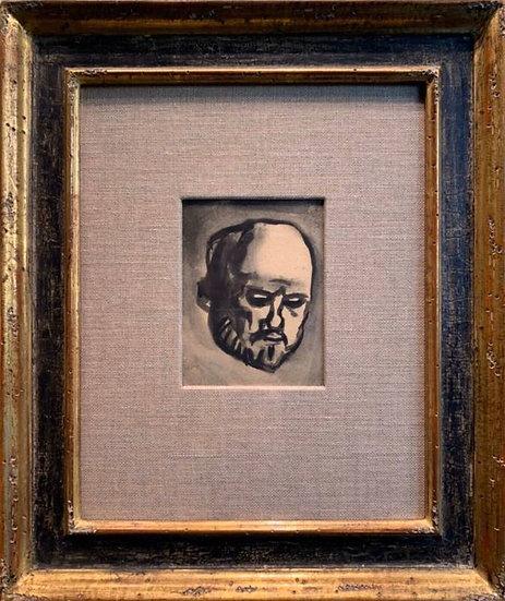 <売約済>「アンブロワーズ・ヴォラールの肖像」ある美術商の眼差し