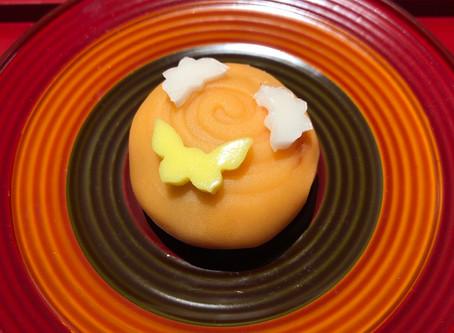 日本画と和菓子