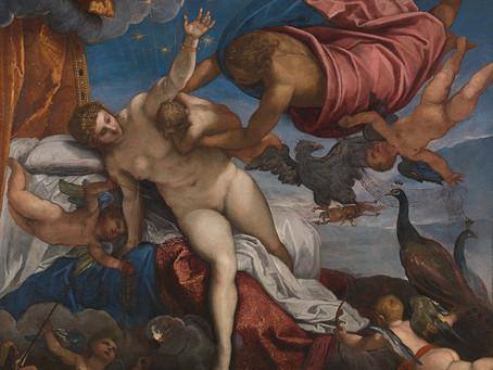 ロンドン・ナショナル・ギャラリー展 その3 ティントレット