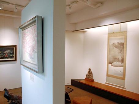 アートとアンティークブティック The Blue Box by Seiryudo をスタートさせました。