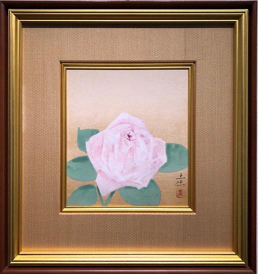 奥村土牛「薔薇」 絵への純粋な思い