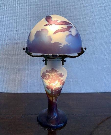 「ランプ」ガレが光の中にみたもの
