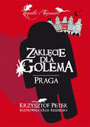 Zaklęcie dla Golema - Praga