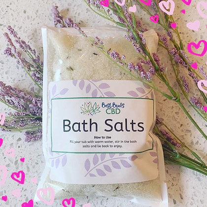6 Calm Bath Salts