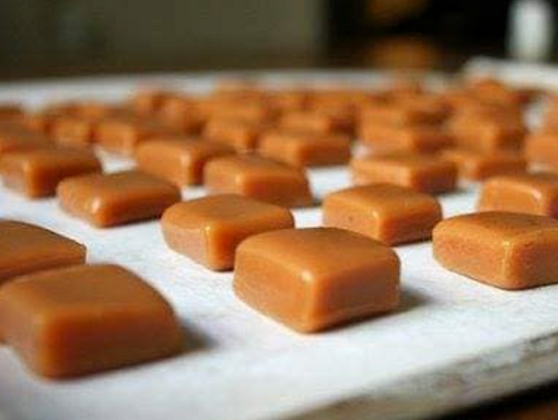 CBD Caramels - 10 pieces - 200mg CBD