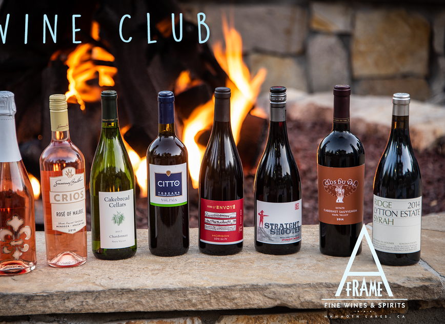 Featured Wine Club Selection