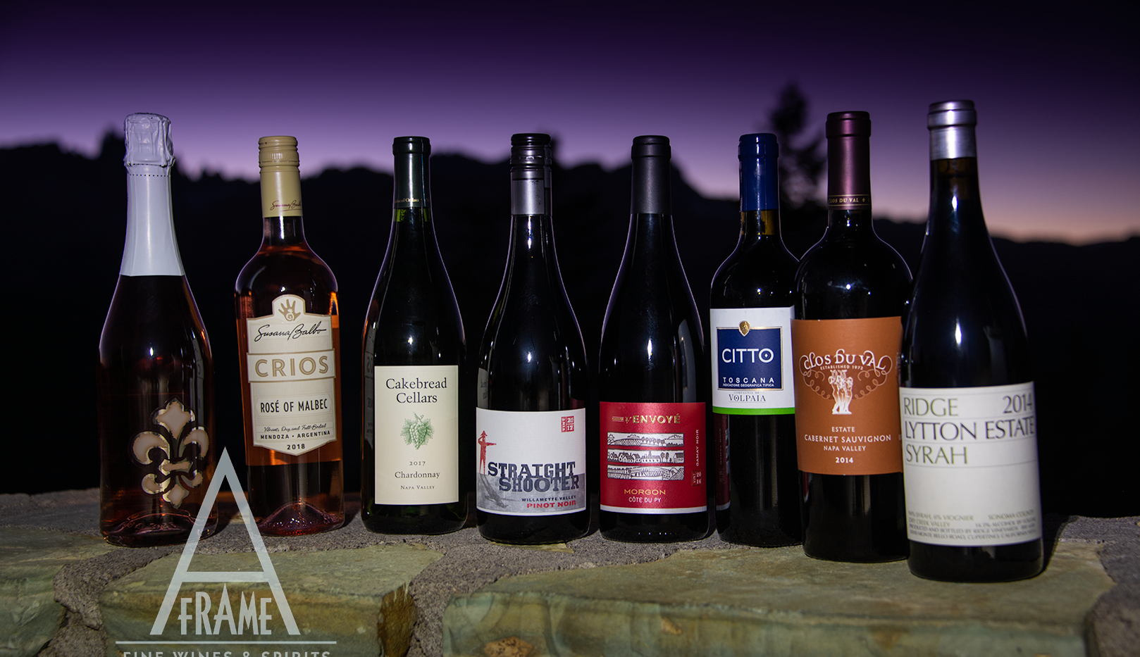 Featured Wines Wine Club