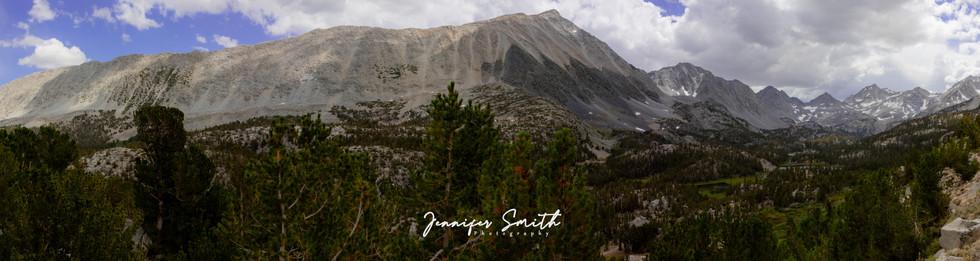 Mount Morgan, Mono County CA