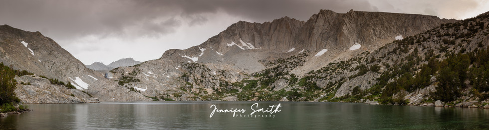 Emerald Lake,  Rock Creek CA