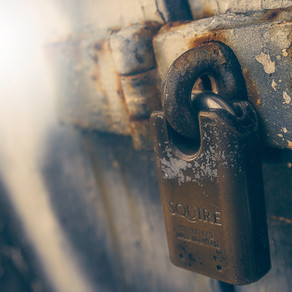 Locked-up behind a brain