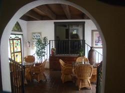 Breakfast Galleria Napa Valley Inn