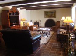 Napa Valley Villa Inn Living Room