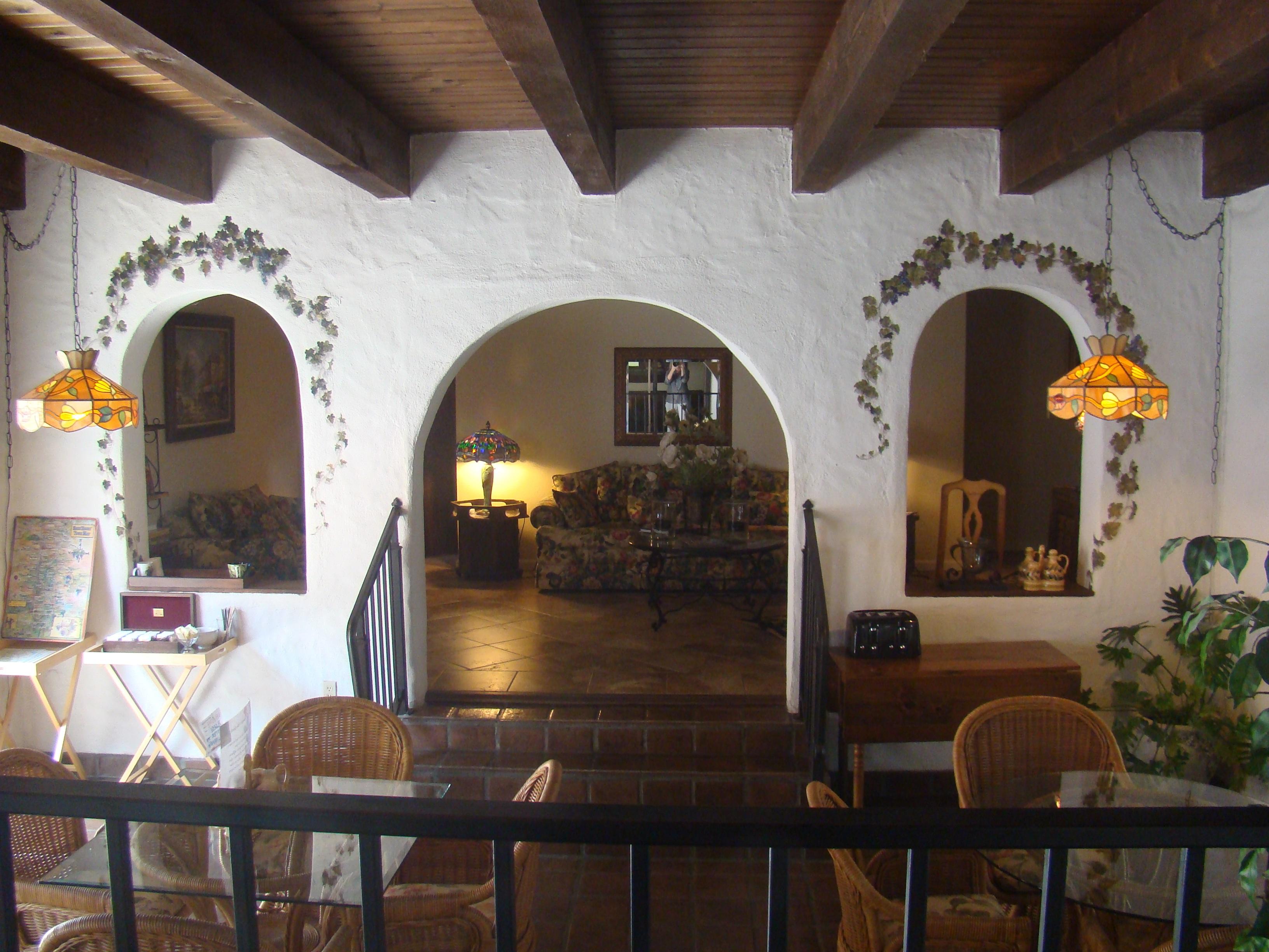 Napa Valley Villa Inn B&B
