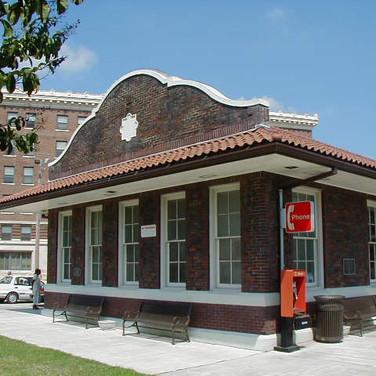 Wilson Train Depot