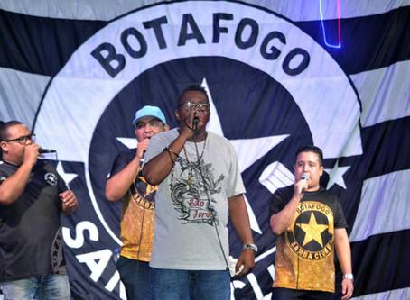 Botafogo Samba Clube encerra temporada de ensaios com a presença da Beija-Flor